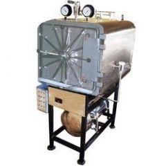 Maxima- Autoclave Horozontal (810 Liter ) (MAXIMA 08)