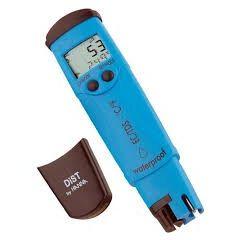 HANNA - Ec/Tds Meter  (HI98311)+ Free Calibration Certificate