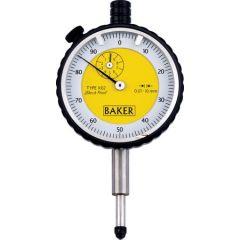 "BAKER - Plunger Type Dial Gauge ( 0.2"" ) ( 56-K62 ) +Free Calibration Certificate"