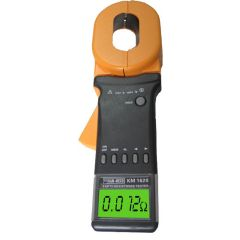 KUSUMMECO - Clamp-On Type Earth Resistance Tester (KM 1620)  With Calibration Certificate