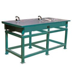 Maxima- Surface plate (Cast Iron)   (300X300) (Grade-0) ( T/D/ISP/MAX/300/002) + Free Calibration Certificate