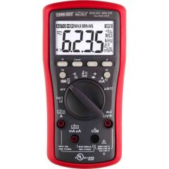 KUSUMMECO - 3-5/6 Digit 6000 Counts TRMS Digital Multimeter WITH VFD, EF-Detection (KM 235) + Free Calibration Certificate