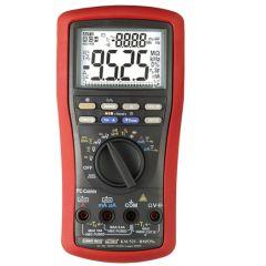 KUSUMMECO - AC; AC + DC True RMS Multi Parameter Mobile Logger Digital Multimeter With PC Interface (KM 525) + Free Calibration Certificate