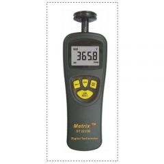 MATRIX+ - CONTACT TACHOMETER (DT 2235BL) + FREE CALIBRATION CERTIFICATE