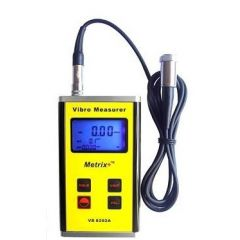 Metrix+ - Digital Vibration Meter (VB 8202A) (0.1-400 m/s2)