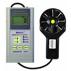 Metrix+ - Digital Anemometer (AVM 03)(0.4-30 m/s) With Free Calibration Certificate
