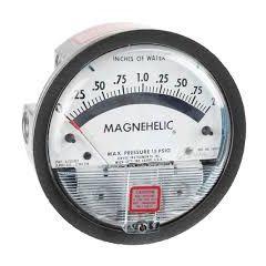 OMICRON - Magnehelic Gauge ( 100 mmwc )