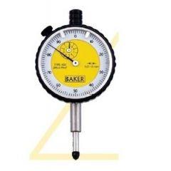 BAKER - Plunger Type Dial Gauge ( 0-5 mm )  (56-K12) +Free Calibration Certificate