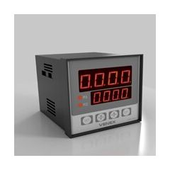 PID Temperature Controller (Dual display-4 digits_72x72_J&K/RTD/RTD.1 2W/3W Config.) + Free calibration certificate
