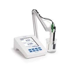 HANNA - Laboratory Research Grade Benchtop pH/mV/ISE and EC/TDS/Salinity/Resistivity Meter (HI5522) (T/L/MPT/HAN/XXX/009)+FREE CALIBRATION CERTIFICATE