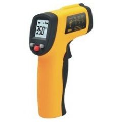 MECO- Infrared Thermometers (–10°C ~ 380°C) (IRT380P) + FREE  CAL. CERTIFICATE