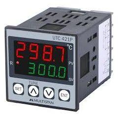 MULTISPAN-TEMPERATURE CONTROLLER (UTC-421) + FREE CAL.CERTIFICATE (003)