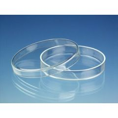 Maxima- Petri Dishes Amber Colour (100mm) (100 * 17 mm)