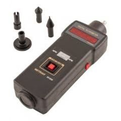 METRAVI -DIGITAL CONTACT TACHOMETER( 60 to 50,000 RPM ,6 to 5000 m/min)( DT-2235 ) + FREE CALIBRATION CERTIFICATE