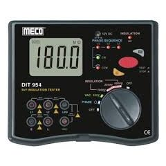 MECO-DIGITAL INSULATOR TESTER (DIT954)