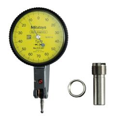 MITUTOYO - Lever Dial Gauge   ( 0.14 MM ) (513-401E) +Free Calibration Certificate