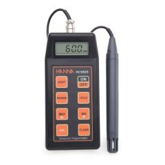 HANNA- Thermohygrometer With Rh And Temperature (HI9565) + Free Calibration Certificate (002)