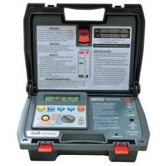 Kusummeco - Digital 5KV High Voltage Insulation Tester (KM 6305A IN)