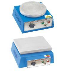 "Maxima- Hot Plates (8"" Dia. , Round, S.S 304) (SLI-270)"