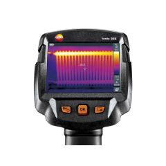 TESTO - THERMAL IMAGER (TESTO 865) + WITH CALIBRATION CERTIFICATE