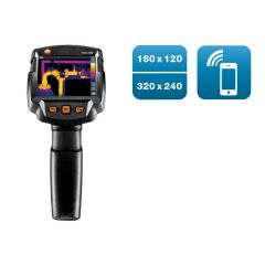 TESTO - THERMAL IMAGER (160 x 120 pixels, App) (TESTO 868) WITH CALIBRATION CERTIFICATE