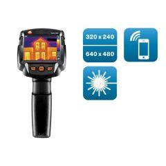 TESTO  - THERMAL IMAGER (320 x 240 pixels, App, laser)( TESTO 872 )