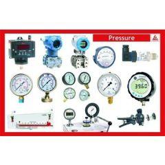 Pressure Instrument Calibration Services