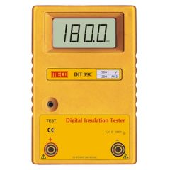 MECO - INSULATION TESTER (0 - 200 M Ohms) (DIT 99B)