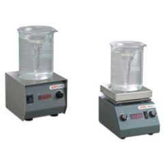 Remi - Magnetic Strirrer (1 MLH) (1Ltr)  + Free Calibration Certificate
