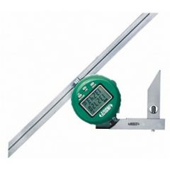 INSIZE- Digital Protractors (0-360°) (2372-360A) + Free Calibration Certificate