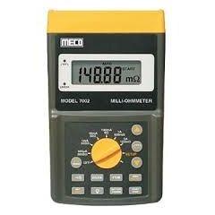 MECO - MICRO OHM METER (10A, 60mO)(7272)