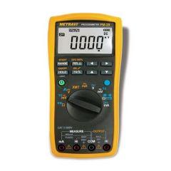 METRAVI - DIGITAL PROCESS METER (DMM + CALIBRATOR)(4-400 V) (PM-29) + FREE CAL.CERTIFICATE