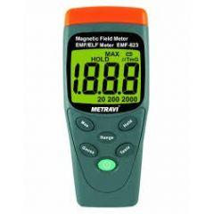 METRAVI - magnetic Field Meter (200/2000 mG , 20/200) (EMF - 823)