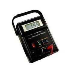 METRAVI- Digital Insulation Tester (0-200 mega ohm) (DIT - 909) + free cal Certificate