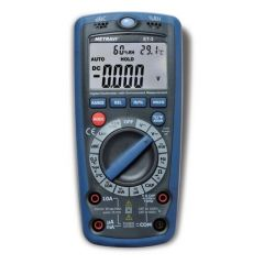 METRAVI- Digital Multifunction Environment Tester (6 in 1 Multi Tester) (ET-3) + FREE Cal Certificate