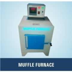"Maxima- Muffle Furnace (9"" * 4"" * 4"" ) (SLI-170) ( 0-1100°C)"