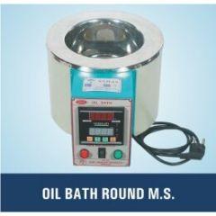 Maxima- Oil Bath  (2 ltr , M. S) (SLI-350) With Digital Temperature Controller