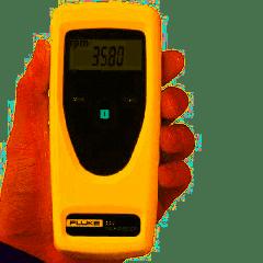 FLUKE- Non Contact Tachometer (FLUKE- 930 ) (1 to 99999 RPM) + Free Calibration Certificate