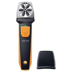 TESTO - VANE ANEMOMETER WITH SMARTPHONE OPERATION (0.4 TO 30 M/S) (410 i) WITH CALIBRATION CERTIFICATE