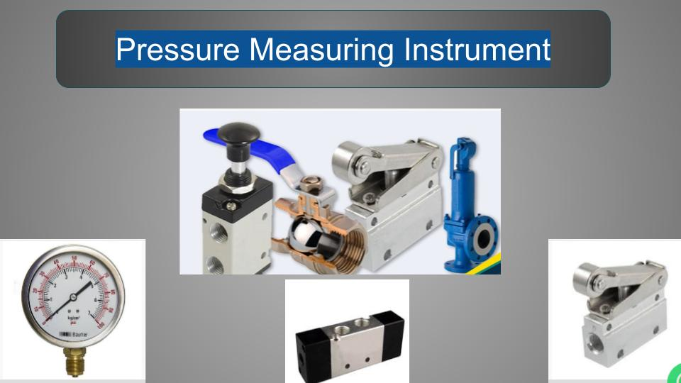 Why Pressure Measuring Instrument Is Important?